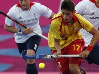 Xavi Lleonart va disputar el Jocs de Londrés EFE