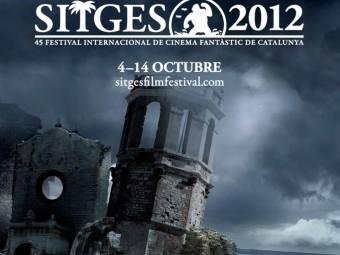 L'apocalíptic cartell de l'edició del 2012 FESTIVAL DE SITGES