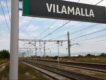 El centre intermodal del Far-Vilamalla vol aprofitar el corredor mediterrani. JOAN SABATER