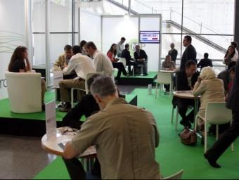 Esdeveniments com Bizbarcelona posen en contacte àngels inversors i emprenedors  ARXIU