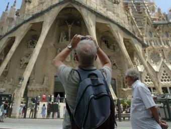 Els turistes que s'allotgin en establiments hotelers de Catalunya pagaran entre mig euro i 2'5 euros per persona i nit.  ARXIU