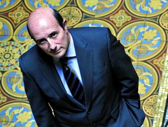 Pedro Yúfera és degà del Col·legi d'Advocats de Barcelona  ARXIU/JOSEP LOSADA