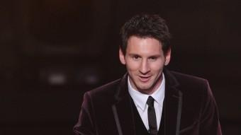 Lionel Messi ha batut molts rècords i encara té per davant una llarga trajectòria. EFE