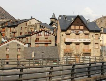 Llavorsí, un nucli del Pirineu que va poder mantenir municipi propi. D.M