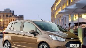 El Ford B-MAX és un monovolum de formes esveltes, 11 centímetres més llarg i 12 cm més alt que el Fiesta.