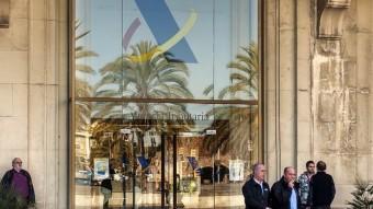Seu de l'Agència Tributària a Barcelona JOSEP LOSADA / ARXIU