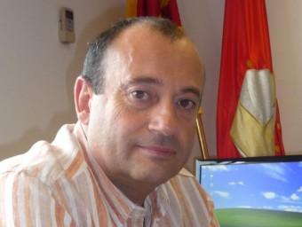 Pere Vega, alcalde de Sant Cebrià del SC. T.M