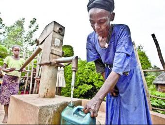 Un dels projectes pels qual recapta fons Worldcoo té a veure amb l'habilitació de pous d'aigua a Etiòpia.  PABLO TOSCO-INTERMÓN OXFAM