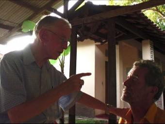 sobre els sense terra de Brasil que tenen el suport del bisbe Casaldàliga ARXIU