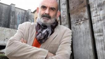 L'escriptor Josep M. Fonalleras.