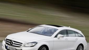 En la majoria de casos, la distinció que ofereix el Mercedes-Benz CLS Shooting Break passarà per davant del seu sentit pràctic entre els factors de decisió de compra.