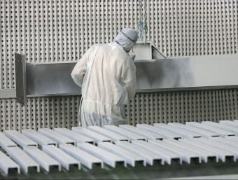 Catalunya ha de seguir liderant els processos industrials de l'Estat.  ARXIU /MANEL LLADÓ