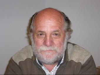 Francesc Colomer, en una fotografia del 2006 L.J