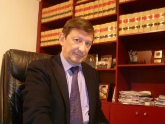El col·legi de Reus ha estat pioner a trobar mecanismes per oposar-se a la llei de taxes.  M.R.C
