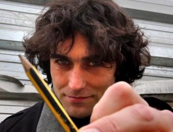 Eduard Font, escriptor de cançons JOAN CASTRO / ICONNA