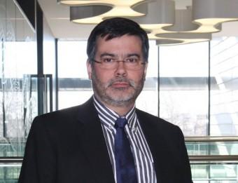 Josep Maria Silvestre és el màxim responsable executiu de la firma.  FRANCESC MUÑOZ