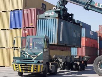 Diverses empreses catalanes mantenen activitat econòmica a l'estranger.  ARXIU /CRISTINA CALDERER