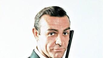 Sean Connery en el paper de James Bond
