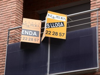 Un pis en venda o lloguer a la ciutat de Girona JOAN SABATER