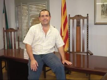 Julià Giró, alcalde del municipi des de l'any 1999 fins al 2011. A.V