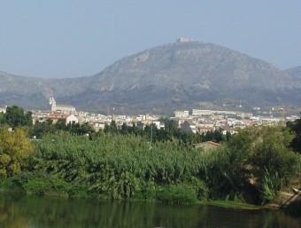 Vista general del poble de Torroella de Montgrí ARXIU