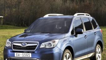 El nou Subaru Forester manté les formes més tradicionals dels SUV, però totalment en sintonia amb els temps actuals.