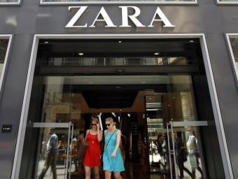 Zara ven roba per internet a través d'una empresa radicada a Irlanda