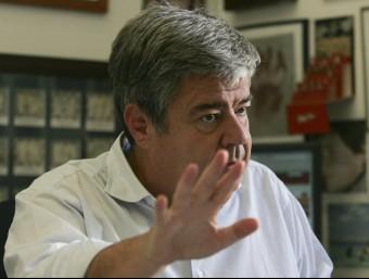 López-Casasnovas no veu una estratègia privatitzadora de la Generalitat en la sanitat.  ARXIU / ROBERT RAMOS