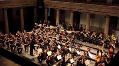 Orquestra Simfònica de la Universitat de València Estudi General. EL PUNT AVUI