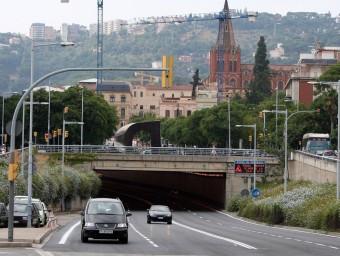 Infraestructures com els túnels de Vallvidrera han entrat a la llista de vendes.  ARXIU