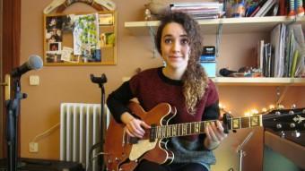La cantautora Núria Graham