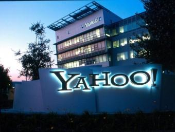 Seu de la companyia Yahoo! a Sunnyvale, als Estats Units.  EFE