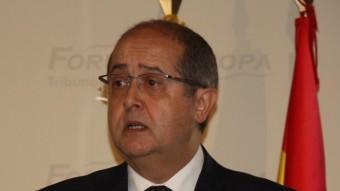 El conseller d'Empresa i Ocupació, Felip Puig, en un acte el passat divendres ACN