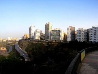 El creixement del país s'ha basat en la construcció i el turisme.  ARXIU