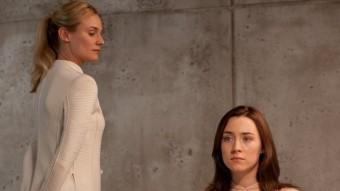 Diane Kruger i Saoirse Ronan, LES PROTAGONISTES FEMENINES DEL FILM DEAPLANETA