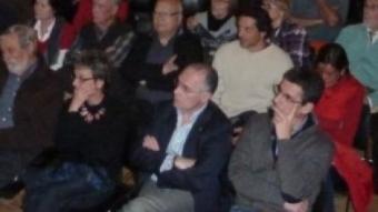 Èxit de públic, ahir a les Bernardes de Salt JOAN TRILLAS