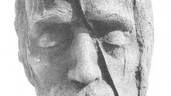 Una imatge del Crist de Domènec Fita. EL PUNT AVUI