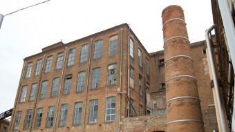 La Fabra i Coats de Barcelona va ser objecte de 'guerra social' als inicis del s. XX.  ARXIU/ A. PUIG