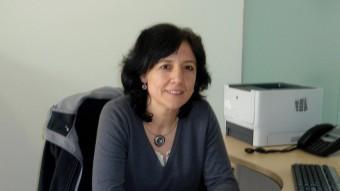 Anna Erra, primera tinent d'alcalde de la ciutat de Vic LAURA ALBERCH