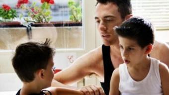 Elio Germano, un pare amb problemes a 'La nostra vita' VÉRTIGO