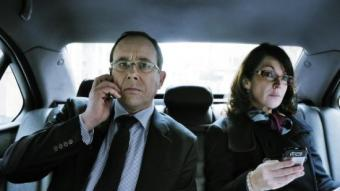 Olivier Gourmet interpreta un estressat ministre de Transports SURTSEY FILMS