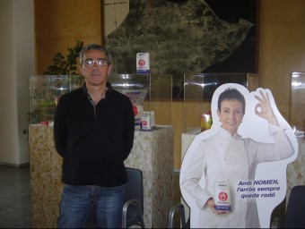 Arrossaires ha fet una campanya publicitària protagonitzada per Carme Ruscalleda.  L.M