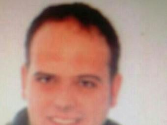 David Piella té 34 anys i és veí de la Canya EL PUNT AVUI