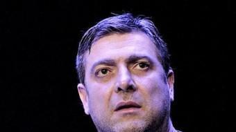Pere Arquillué, en una imatge d'arxiu ARXIU