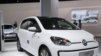 L'e-Up és el primer cotxe totalment elèctric de Volkswagen.
