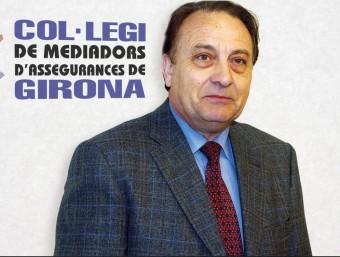 Josep Maria Domènech COL·LEGI DE MEDIADORS D'ASSEGURANCES DE GIRONA