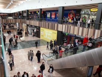 Inauguració, dijous, de Gran Jonquera Oulet&Shopping.  JOAN SABATER