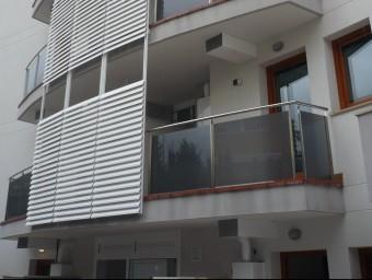 La nova classificació premiarà edificis bioclimàtics com aquest de Tiana.  ARXIU/ ISABEL MARTÍNEZ