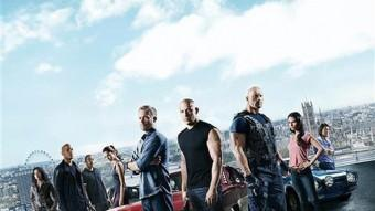 Fast & furious 6 UNIVERSAL