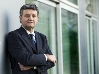 Miquel Darnés un dels tres candidats al deganat de CETIB.  JOSEP LOSADA